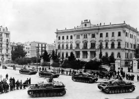 Θεσσαλονίκη: Συλλαλητήριο με αφορμή την επέτειο απελευθέρωσης της πόλης - Κεντρική Εικόνα