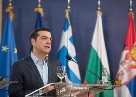 Στο Βελιγράδι ο πρωθυπουργός Αλέξης Τσίπρας - Κεντρική Εικόνα