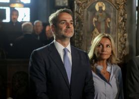 Μητσοτάκης: Η Ελλάδα επιτέλους γυρίζει σελίδα και βλέπει το μέλλον της με αισιοδοξία - Κεντρική Εικόνα