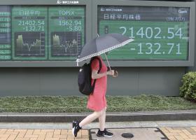Ιαπωνία: Πτώση των δεικτών έως αυτό το στάδιο των συναλλαγών - Κεντρική Εικόνα