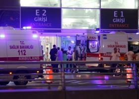 Κωνσταντινούπολη: Ένας από τους βομβιστές, πάλεψε με αστυνομικό  - Κεντρική Εικόνα