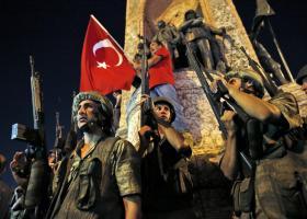 Τουρκία: Αποτάχθηκαν 1.389 στελέχη των ενόπλων δυνάμεων - Κεντρική Εικόνα