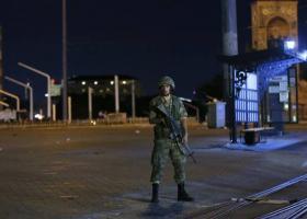 Δύο νεκροί στην Κωνσταντινούπολη  - Κεντρική Εικόνα