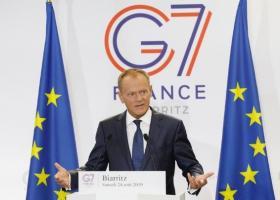 Τουσκ: Η ΕΕ θα στηρίξει τη Γαλλία αν επιβληθούν αμερικανικοί δασμοί στα κρασιά - Κεντρική Εικόνα