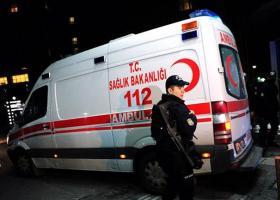 Ισχυρή έκρηξη σε κτίριο οικονομικών υπηρεσιών στην Άγκυρα - Κεντρική Εικόνα