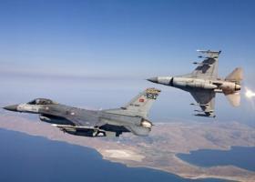 Θρίλερ στο Αιγαίο με τουρκικό F-16, του οποίου έσβησε ο κινητήρας κατά τη διάρκεια παραβίασης του FIR Αθηνών - Κεντρική Εικόνα