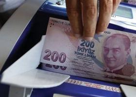 Η τουρκική λίρα ενισχύεται μετά τη μείωση της φορολογίας στις τραπεζικές καταθέσεις  - Κεντρική Εικόνα