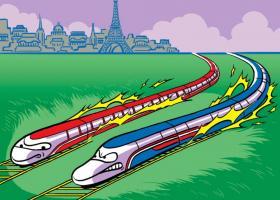 Το φθηνό μοντέλο της Ryanair έρχεται και στα τρένα - Κεντρική Εικόνα