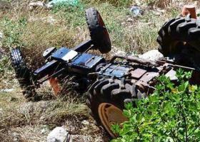 Κέρκυρα: Τραγικό θάνατο βρήκε 72χρονος που καταπλακώθηκε από το τρακτέρ του - Κεντρική Εικόνα