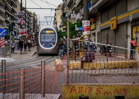 Το τραμ και πάλι στους δρόμους του Πειραιά (photos) - Κεντρική Εικόνα