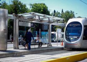 Σε ποια σημεία διακόπτεται η κυκλοφορία του τραμ από την Παρασκευή - Κεντρική Εικόνα