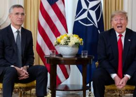 Ο Τραμπ στο ΝΑΤΟ θα θέσει το θέμα της υπεράσπισης η μη των κρατών-μελών που δεν πληρώνουν! - Κεντρική Εικόνα