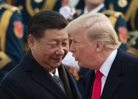 Εμπόριο και Β. Κορέα στο επίκεντρο της συνομιλίας Τραμπ - Σι Τζίνπινγκ - Κεντρική Εικόνα