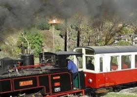 Ξεκινούν και πάλι τα δρομολόγια του οδοντωτού σιδηρόδρομου - Κεντρική Εικόνα