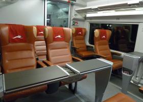 «Ίσως και κάτω από 3 ώρες» το Αθήνα-Θεσσαλονίκη με τα νέα υπερσύγχρονα τρένα από 2021 - Κεντρική Εικόνα