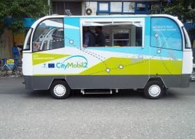 Επιστρέφουν τα λεωφορεία χωρίς οδηγό στα Τρίκαλα - Κεντρική Εικόνα