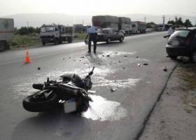 Τρεις νεκροί από τροχαίο στο 5ο χιλιόμετρο της οδού Μυτιλήνης - Θερμής στην περιοχή της Παναγιούδας - Κεντρική Εικόνα