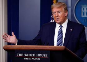 ΗΠΑ: «Προτεραιότητα στον αμερικανό εργαζόμενο» - Ο Τραμπ ανακοίνωσε παύση μετανάστευσης για 60 ημέρες - Κεντρική Εικόνα