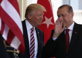 Ερντογάν: Καταλήξαμε σε συμφωνία ιστορικής σημασίας με τον Τραμπ - Κεντρική Εικόνα