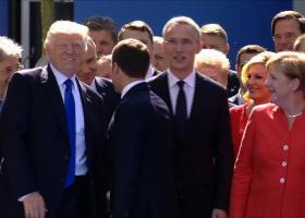 Ο Τραμπ συμφωνεί με τη δέσμευση καταπολέμησης του εμπορικού προστατευτισμού  - Κεντρική Εικόνα