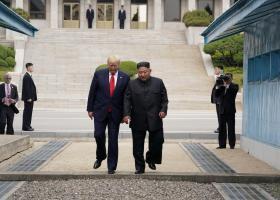 Η Πιονγκιάνγκ δηλώνει πρόθυμη για επανέναρξη των συνομιλιών με την Ουάσινγκτον - Κεντρική Εικόνα