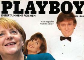 Η Μέρκελ μελετά το... Playboy για να «διαβάσει» τον Τραμπ - Κεντρική Εικόνα