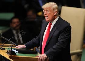 «Οι ΗΠΑ δεν επιδιώκουν τη σύγκρουση» αναμένεται να πει ο Τραμπ στην ομιλία του στη ΓΣ του ΟΗΕ - Κεντρική Εικόνα