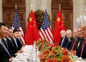 Τραμπ: Η Κίνα θέλει να επιστρέψουμε στο τραπέζι των διαπραγματεύσεων - Κεντρική Εικόνα