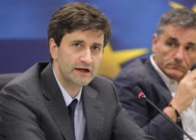 Χουλιαράκης: Δημοσιονομικός χώρος 1 δισ. ευρώ το 2019 - Κεντρική Εικόνα