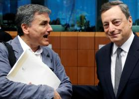 Ξέσπασμα Τσακαλώτου στο Εurogroup κατά Ντράγκι: Τι εννοείς «εύρυθμοι πλειστηριασμοί;»! - Κεντρική Εικόνα