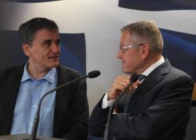 Δέσμευση για το χρέος θα ζητήσει ο Ε. Τσακαλώτος από τον Ρέγκλινγκ - Κεντρική Εικόνα