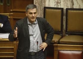 Διευκρινίσεις Τσακαλώτου για την τροπολογία των e-πλειστηριασμών για χρέη στο Δημόσιο - Κεντρική Εικόνα