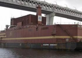 Tο ρωσικό «πλωτό Τσέρνομπιλ» ξεκινά το παρθενικό του ταξίδι και προκαλεί αντιδράσεις (photos & video) - Κεντρική Εικόνα