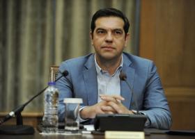 Συνάντηση Αλέξη Τσίπρα με τον πρόεδρο της Βουλής των Αντιπροσώπων της Κυπριακής Δημοκρατίας - Κεντρική Εικόνα