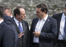 Ολάντ για το καλοκαίρι του 2015: Το Grexit δεν ήταν «μπλόφα» - Κεντρική Εικόνα