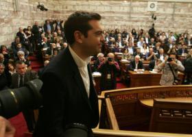 Συνεδρίαση της ΚΟ του ΣΥΡΙΖΑ - Έναρξη με ομιλία Αλ. Τσίπρα - Κεντρική Εικόνα