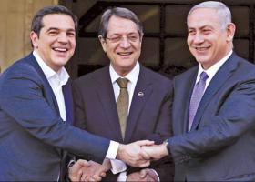 WSJ: Η δράση της Τουρκίας προωθεί νέα φιλία μεταξύ Ισραήλ και Ελλάδας - Κεντρική Εικόνα