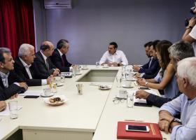 Τσίπρας: Σημαντικές δυνατότητες αλλά και δυσκολίες για την οικονομία - Κεντρική Εικόνα