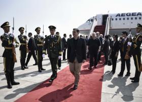 Αλ. Τσίπρας: Η διασύνδεση της Κίνας με την Ευρώπη, περνάει από την Ελλάδα - Κεντρική Εικόνα