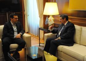 Το Κυπριακό «είναι δρόμος αντοχής» τονίζει ο Αλ.Τσίπρας - Κεντρική Εικόνα