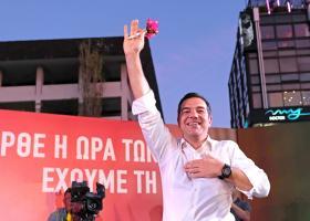 Στην Κυψέλη θα ψηφίσει ο Αλέξης Τσίπρας - Κεντρική Εικόνα