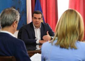 Τσίπρας: Επέκταση των 120 δόσεων και για επιχειρήσεις, ακόμα και τώρα, αν συμφωνούν τα άλλα κόμματα - Κεντρική Εικόνα