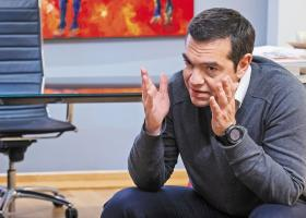 Τσίπρας: Η κυβέρνηση δίνει λίγα σε πολλούς και πολλά σε λίγους - Κεντρική Εικόνα