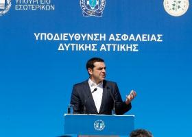 Aλ. Τσίπρας: Καθήκον μας κάθε πολίτης να νιώθει ασφαλής και προστατευμένος - Κεντρική Εικόνα