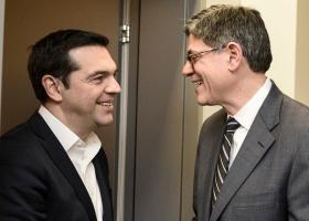 Συνάντηση Τσίπρα με Τζακ Λιου για χρέος και τουρκικό - Κεντρική Εικόνα