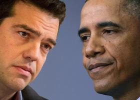Χρέος και προσφυγικό στο επίκεντρο της συνάντησης Ομπάμα - Τσίπρα - Κεντρική Εικόνα