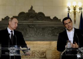 «Στρατηγική επιλογή της Αθήνας η αναβάθμιση των ελληνορωσικών σχέσεων» - Κεντρική Εικόνα