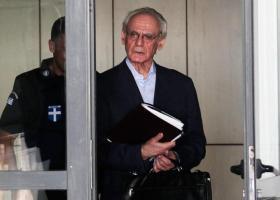Μετά τον Άκη Τζοχατζόπουλο αποφυλακίζεται και ο Ηλίας Γεωργίου - Κεντρική Εικόνα