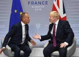 Τζόνσον σε Τουσκ: Brexit στις 31 Οκτωβρίου κάτω από οποιεσδήποτε συνθήκες - Κεντρική Εικόνα