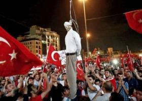 Αντιπρόεδρος AKP: Το 90% των Τούρκων ζητούν θανατική ποινή για τους πραξικοπηματίες - Κεντρική Εικόνα